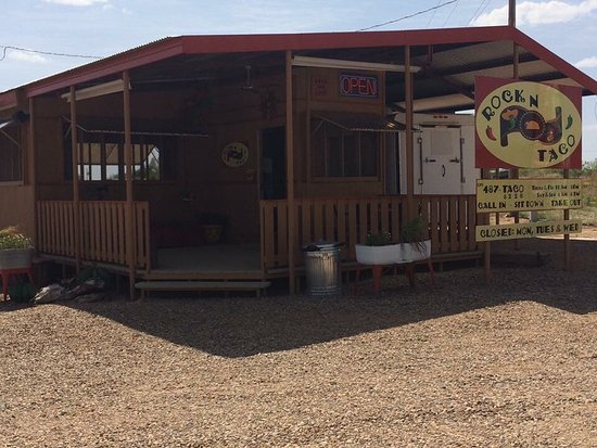 Logan, NM: Rock N Taco