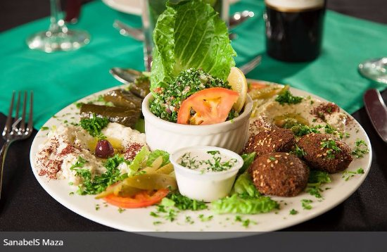 Lunch buffet is fantastic - Review of Sanabels Mediterranean Grill ...