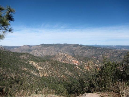 Silver City, NM: View