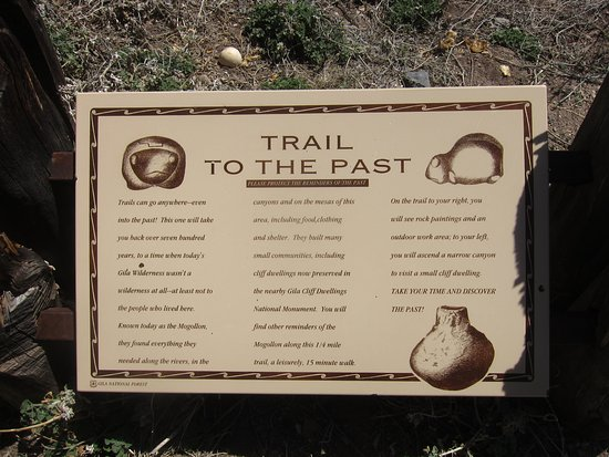 Silver City, NM: Trail to the Past