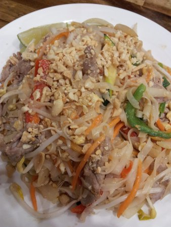Port Phillip, Australia: Pad Thai Beef