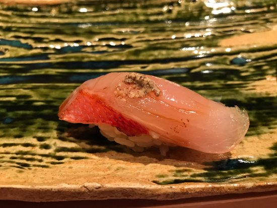 San Mateo, CA: Incredible Extended Omakase on 2/15/2017