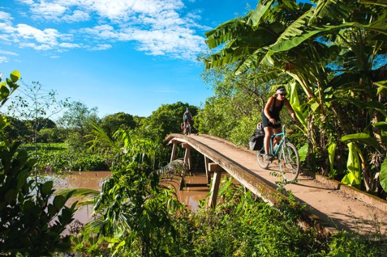 Cái Bè, Việt Nam: Mekong Rustic Tours & Excursions: Sightseeing on two wheels