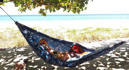 Occidental Mindoro Province, Filipinas: One lazy dog-day afternoon