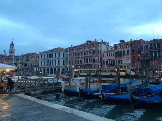 HOTEL OLIMPIA Venice: The Canals...