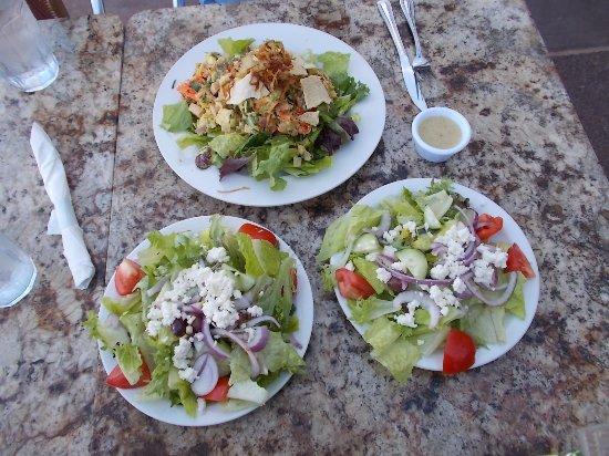 Pita Jungle, Chandler, AZ. PHENOMENAL FOOD. THE BEST.