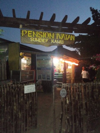 Pension Ivatan Hometel and Restaurant