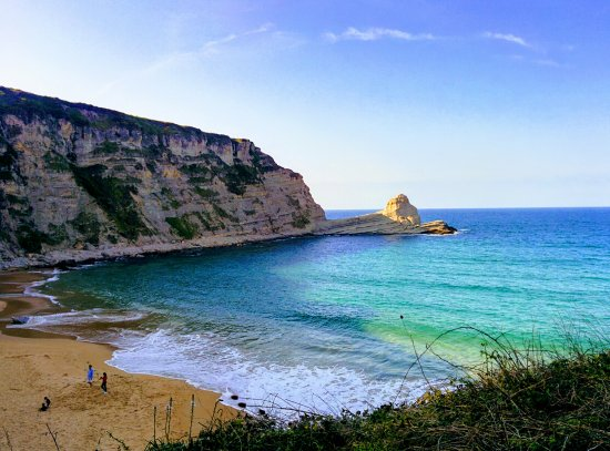 Playa de Langre
