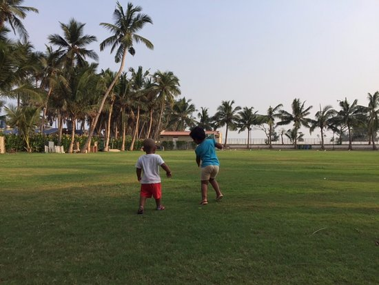MGM Beach Resorts: Fun place for kids