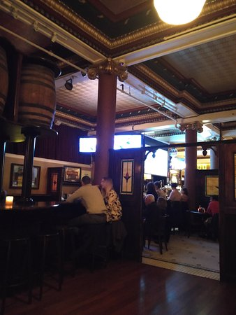 Photo of American Restaurant Johnny Foley's Irish House at 243 Ofarrell St, San Francisco, CA 94102, United States