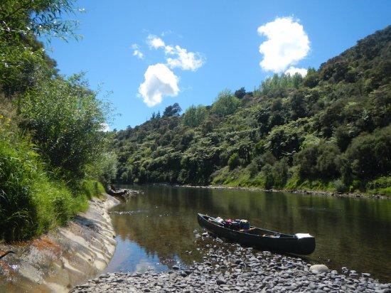 Taumarunui, New Zealand: 完全に日常から切り離された世界