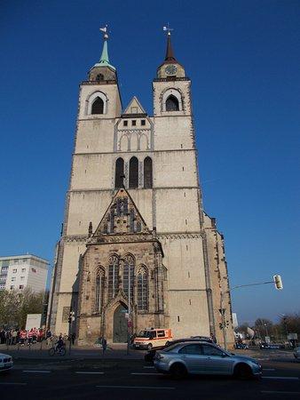 Johanniskirche Magdeburg: Ansicht