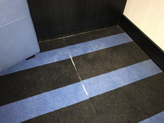 Van der Valk Hotel Sneek : At some places refurbishment is needed