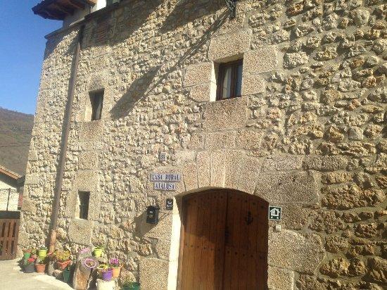 Baquedano, España: Casa Rura Aialusa