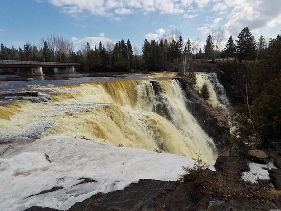 Kakabeka Falls, Kanada: photo0.jpg