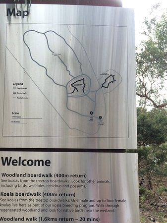 Cowes, Australia: Boardwalks and bush trails