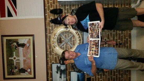Vung Tau, Vietnam: Ran into the father of a fellow shipmate  i served with on HMAS Ballarat.
