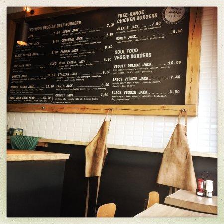 JACK Premium Burgers Gent: photo2.jpg