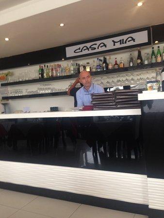 Casa Mia Italian Restaurant: Stefano