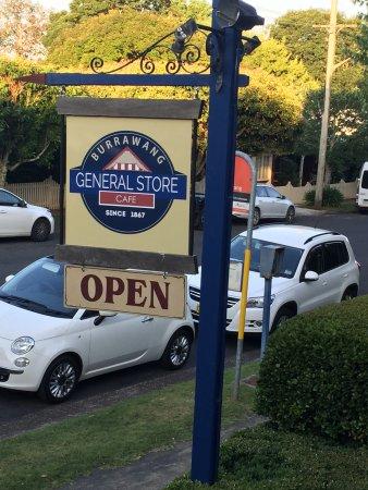 Burrawang, Αυστραλία: Entrance