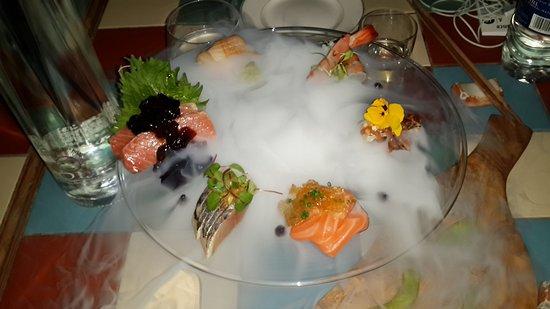 Yashin Sushi: Sushi
