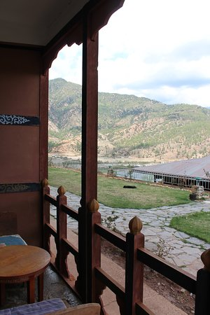 Dewachen Resort : Dewachen - balcony