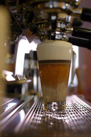 Sarnen, Switzerland: Latte Art