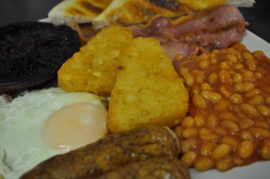 Stokesby, UK : Try our famous breakfast