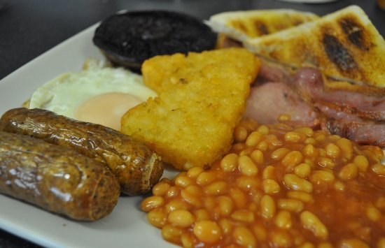 Stokesby, UK: Try our famous breakfast