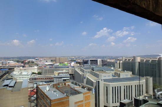 The Reef Hotel: 360 views from roof top
