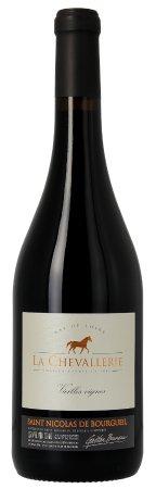 Saint Nicolas de Bourgueil, France: Bouteille Vieilles vignes