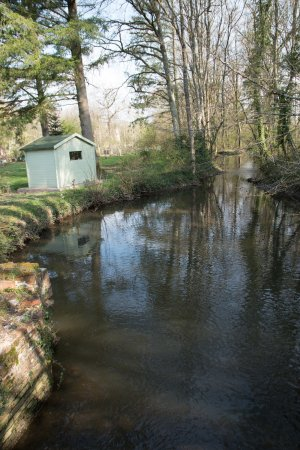 Souesmes, França: Le Moulin d'en Bas