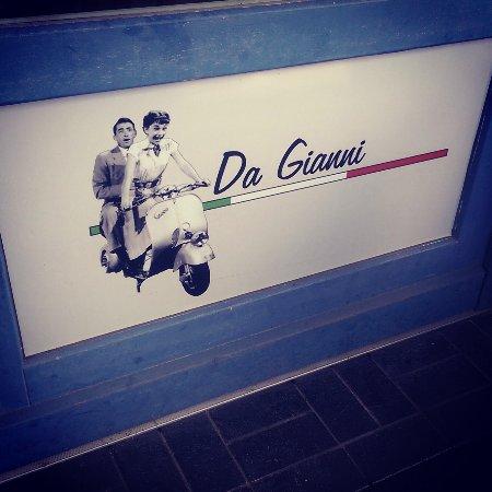 Butjadingen, Tyskland: Da Gianni