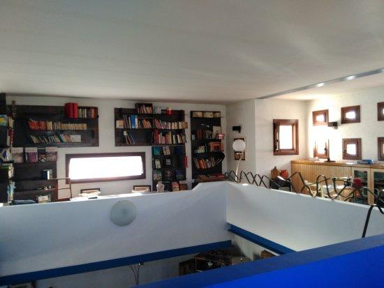 Casa Rural Santa Ana: Biblioteca