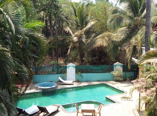 Sandray Resort : taken from 1st floor