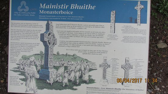 County Louth, Irland: Monasterboice