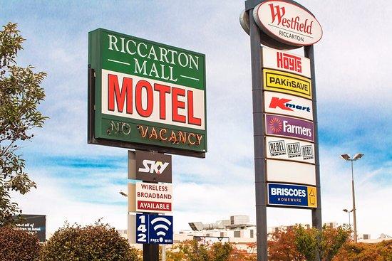 Foto de Riccarton mall motel