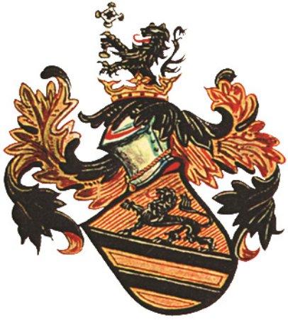 Giesen, Niemcy: Wappen der Familie Ernst