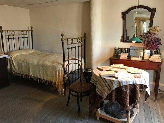 House Museum of Antonio Machado: interior