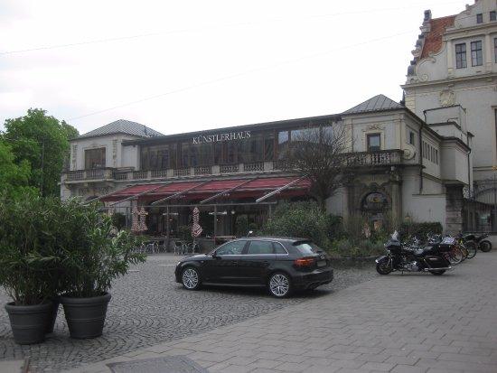 Kirchheim bei Munich, Alemania: Münchner Künstlerhaus