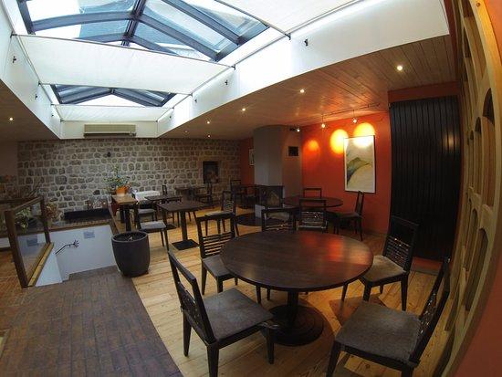 Restaurant La Coulemelle Saint Bonnet Le Froid