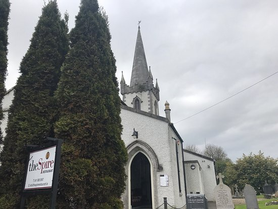 Duleek, Ierland: The Spire restaurant