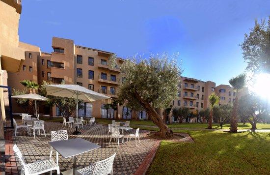 Wazo appart hotel marrakech maroc voir les tarifs 17 for Appart hotel 37