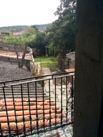 Villardeciervos, Spain: Terraza de la habitación