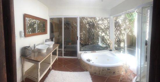 Secret Place: Honeymoon suite