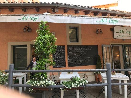 Pallanza, Włochy: ...del Lago Caffetteria