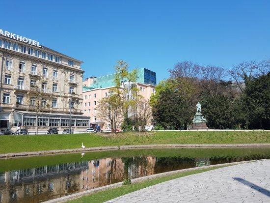 Steigenberger Eck: Parkhotel
