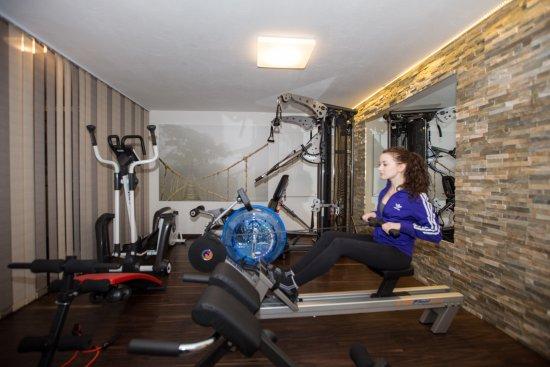 Weissensee, Austria: Fitnessraum