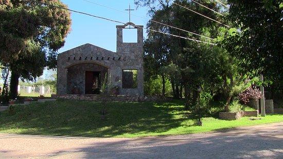 Potrero de los Funes, Argentina: Chiesa senza campana