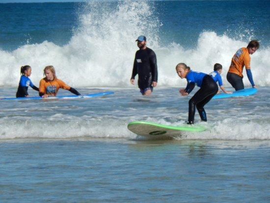 Mandurah Surf Lessons